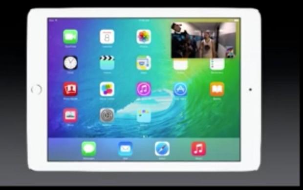 Pic in Pic - iPad