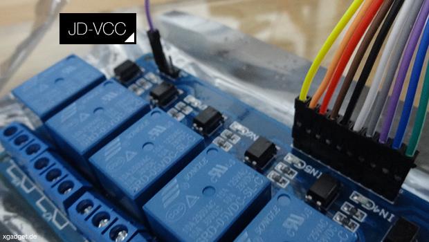 Relaiskarte JD-VCC