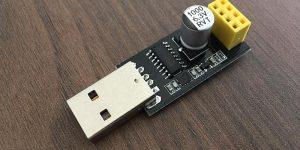 ESP-01 - USB-Programmer