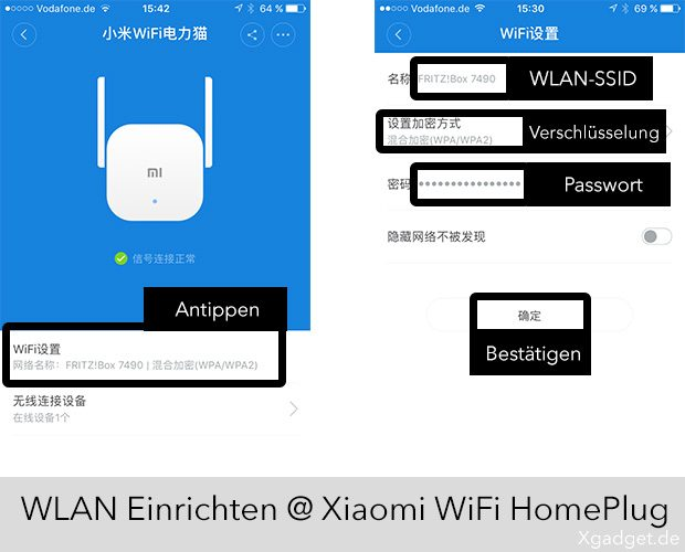 im test xiaomi wifi homeplug. Black Bedroom Furniture Sets. Home Design Ideas