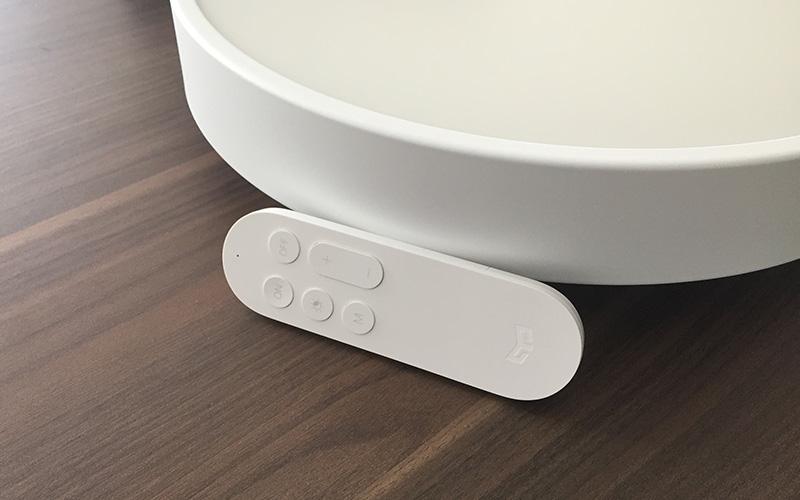 im test xiaomi yeelight smart led deckenleuchte. Black Bedroom Furniture Sets. Home Design Ideas